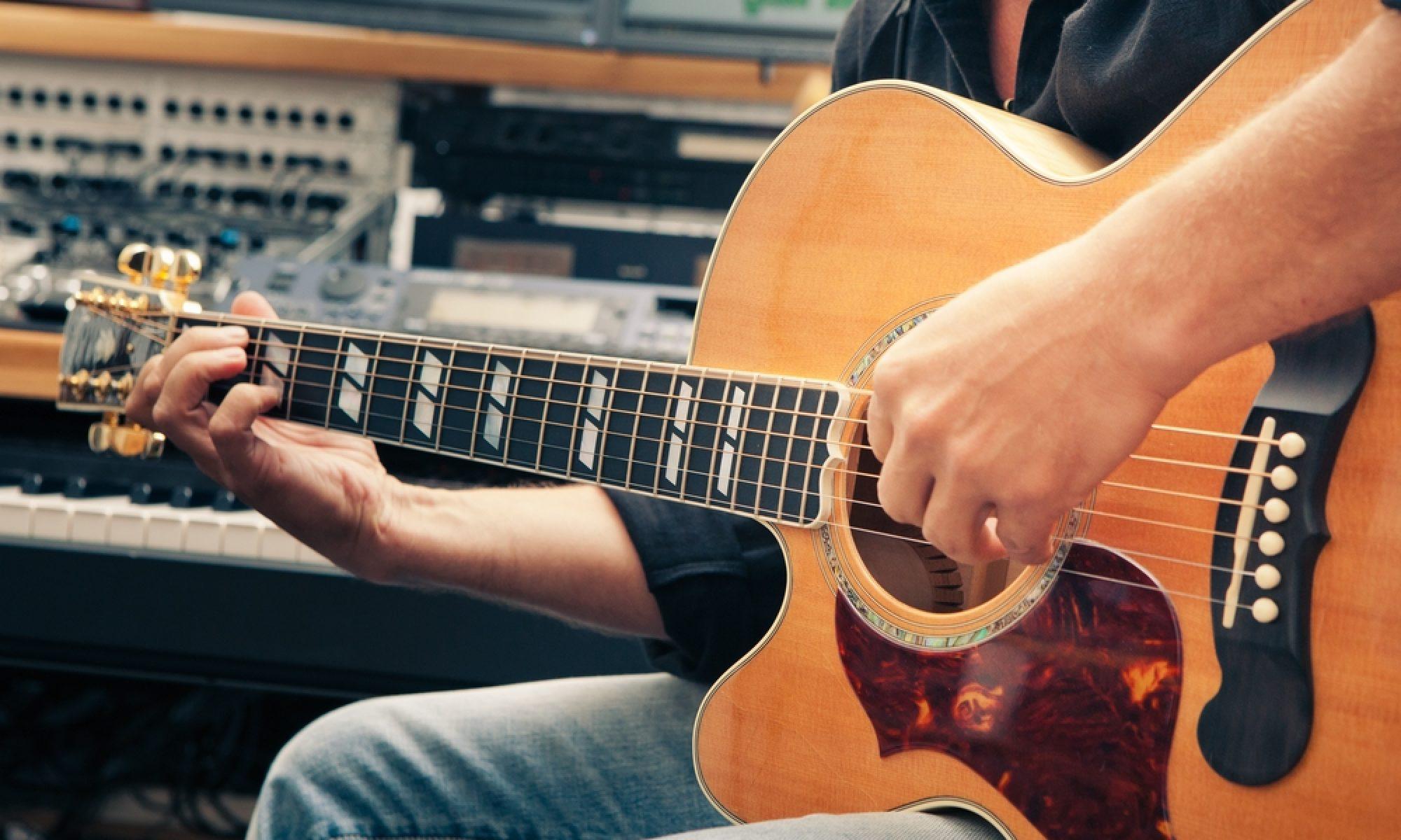 Die Linkshänder-Gitarre-Informationsseite